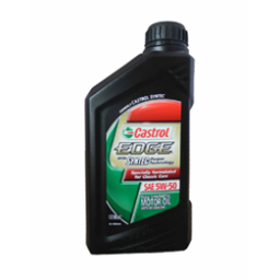МОТОРНОЕ МАСЛО CASTROL EDGE WITH SYNTEC POWER TECHNOLOGY SAE 5W-50