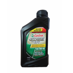 МОТОРНОЕ МАСЛО CASTROL EDGE WITH SYNTEC POWER TECHNOLOGY SAE 5W-40