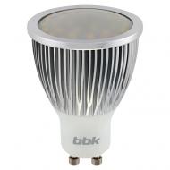 Светодиодная лампа BBK PAR16 P653F 6.5W 3000K GU 10