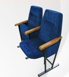 Секционные кресла для актового зала АРТ-4