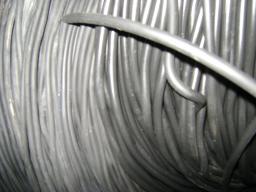 Трубка резиновая 1-1С 10х3 мм (кислотощелочестойкая средней твердости)