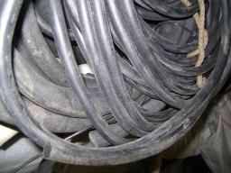 Трубка резиновая 1-1С 14х3 мм (кислотощелочестойкая средней твердости)