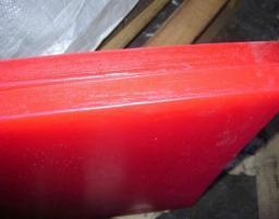 Пластина полиуретановая 500х500х40 мм Эласт-101Т