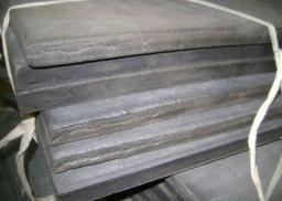 Техпластина пористая прессовая I группы толщина 30 мм ТУ 38.105.867-90