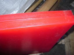 Пластина полиуретановая 500х500х50 мм Эласт-101Т