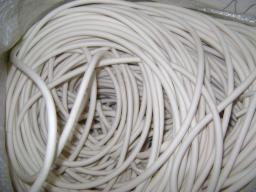 Трубка силиконовая 5х2 мм, резиновая смесь ИРП 1338