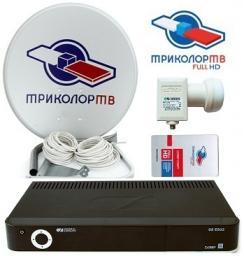Комплект Триколор ТВ Full HD General Satellite GS E502 HD