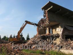 Снос зданий демонтаж