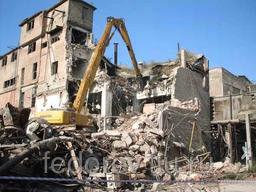 Компании по демонтажу зданий