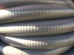 Шланг пвх напорно всасывающий со спиралью 63 мм