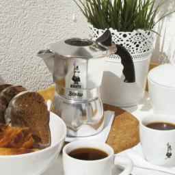 Гейзерная кофеварка Bialetti brikka