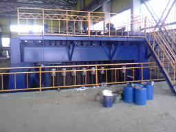 Кассетная установка СМЖ для ЖБИ