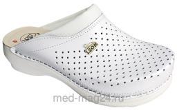 Обувь женская LEON - PU -100 38 Белый