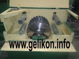 Станок многопильный дисковый СМ-160-3 (электродвигатель 45 кВт)