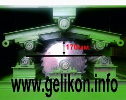 Станок многопильный ЦМД-150 (эл/дв V=45 кВт)