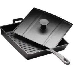 Luxstahl Сковорода для цыпленка табака КТ-1594
