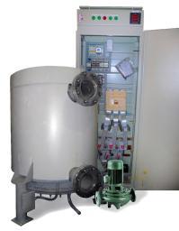 Электрический водогрейный высоковольтный котел ЭВКВ-1600/10