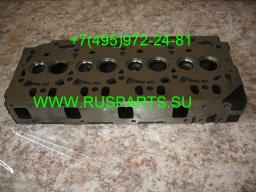 Голова блока цилиндров двигателя Komatsu 4D98E
