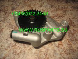 Масляный насос двигателя Komatsu 4D94E