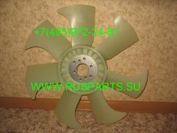 Крыльчатка вентилятора двигателя Komatsu FD50 AYT-10 двигатель 4D95LE