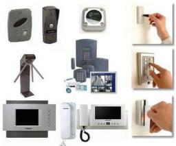 Проектирование, монтаж, настройка систем контроля и управления доступом (СКУД):