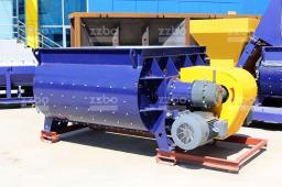 Двухвальный бетоносмеситель ZZBO БП-2Г-2250