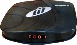 LIT TEMP Ресивер эфирного цифрового телевидения DVB-T2