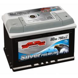 Аккумулятор 80 Sznajder Silver Premium о/п (58035)