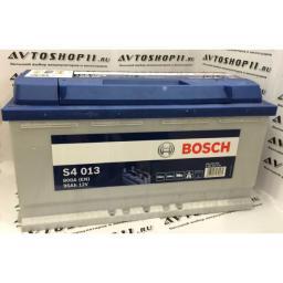 Аккумулятор 95 BOSCH S4 зал,о/п (S4 013)
