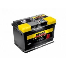 Аккумулятор BERGA 70 Ah EN640 о/п