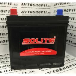 Аккумулятор SOLITE 50 А/ч, (CMF50AR) с буртиком