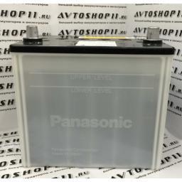 Аккумулятор Panasonic 65 A/ч о.п. (N-75D23L/JE)