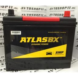 Аккумулятор ATLAS 72 А/ч EN 630 о.п. (MF90D26L)