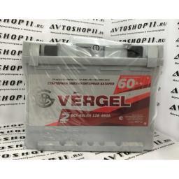 Аккумуляторная батарея  VERGEL 60 п/п