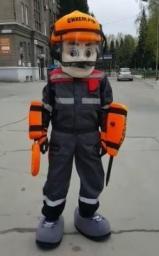 Ростовая кукла Строитель
