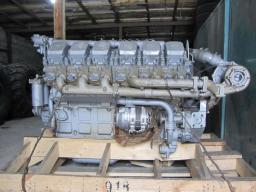 Дизельные двигатели ЯМЗ 240М2 и ЯМЗ 238НД3