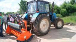 Мульчер FERRI TFC/R 1400 на трактор