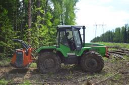 Мульчер FERRI TFC/F 2200 на трактор, роторный, навесной.