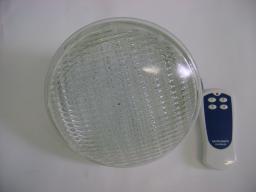 Лампа для бассейна светодиодная par 56 RGB, 18 Вт.