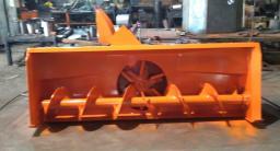 Снегоочиститель шнекороторный 2,6м. на Амкодор 333В