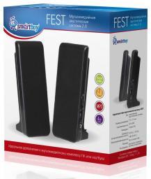 Акустические колонки Smartbuy FEST. мощность 4Вт, USB