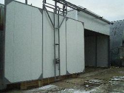 Сушильный комплекс СКД-50, теплоноситель-вода
