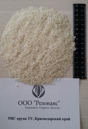 Рис краснодарский круглозерный ТУ от 20т