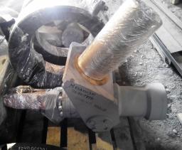 Механизм поворота чертеж 1275.09.700сб - дробилка конусная КМД/КСД-2200