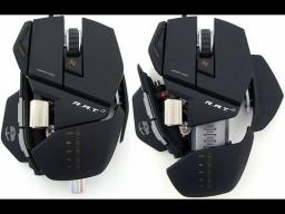 Игровая мышь Cyborg R.A.T 7 Gaming Mouse Black USB