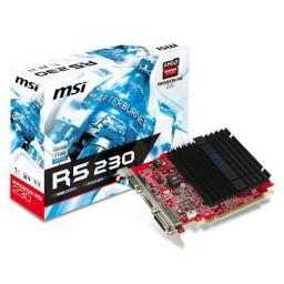 Видеокарта MSI AMD Radeon R5 230