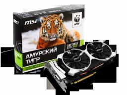 Видеокарта MSI GTX 960 2GD5T OC WWF
