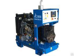 Однофазная дизельная электростанция 10 кВт АД-10С-230-1РМ10 открытая