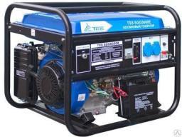 Бензиновый генератор tss sgg 5000EH