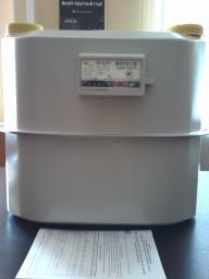 BK-G25T Счетчик газа